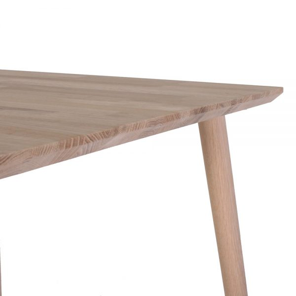 Arendal spisebord, detalje