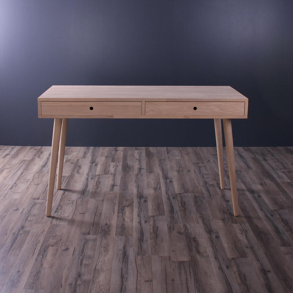 Image of   Skrivebord med 2 skuffer, Chicago