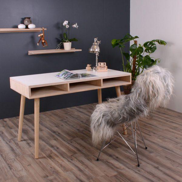 Portland skrivebord, dansk produceret