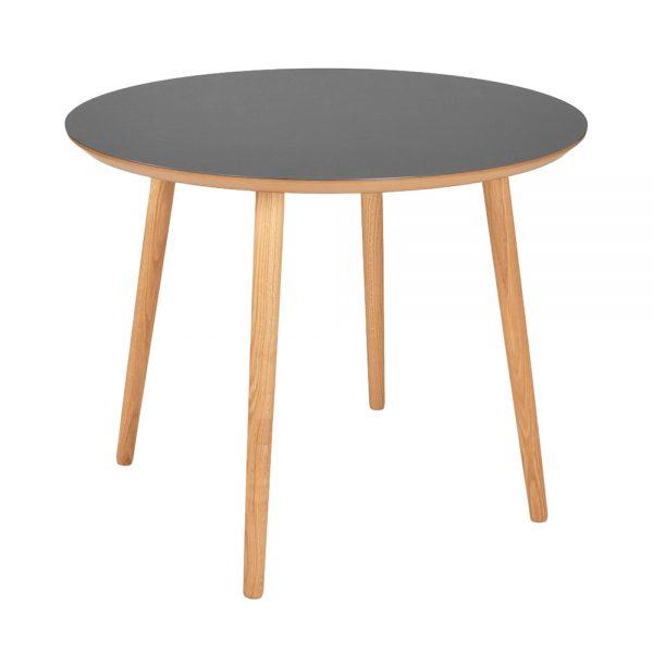 Spisebord-rund-linoleum-4155-pewter