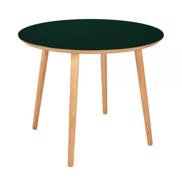 Spisebord-rund-linoleum-4174-conifer